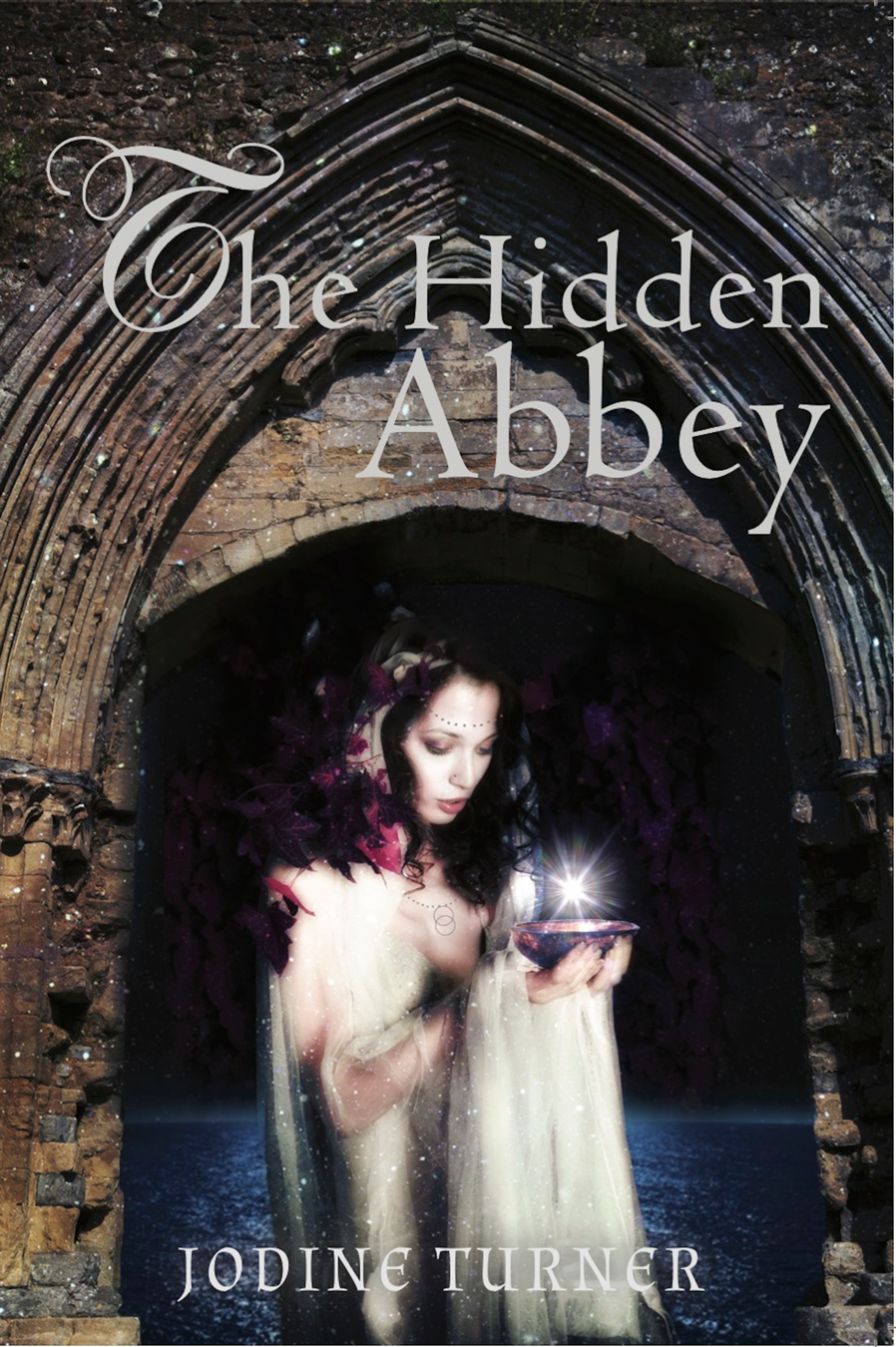 The Hidden Abbey - Front Cover